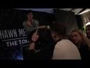 Shawn Mendes Q A Glasgow
