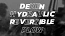 China hydraulic reversible plough