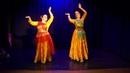 Dhamar Taal by Svetlana Nigam and Elvira Shekmametyeva
