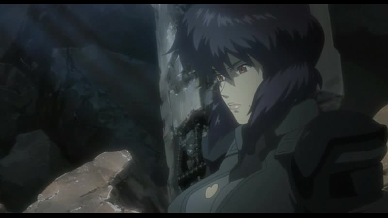 Ghost in the Shell - S.A.C. 2nd GIG (S25)
