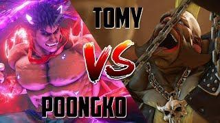 SFV PoongKo (Kage) vs. Tomyhuang (Birdie) | Street Fighter V