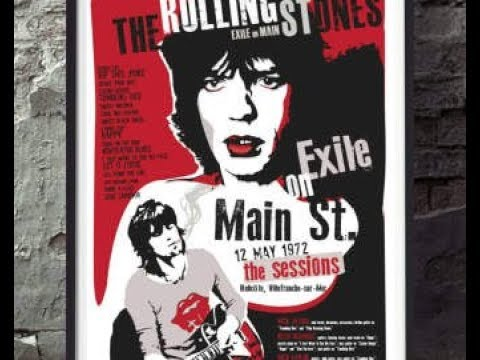 THE ROLLING STONES - EXILE OUTTAKES DEFENITIVE EDITION (2019) - SESSIONS LIVE RARITIES