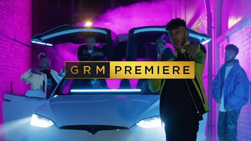 MiC LOWRY Diztortion - Tesla [Music Video] | GRM Daily