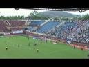 Início da briga entre torcedores do Atlético PR e Vasco