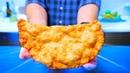 Чебуреки как я люблю: Хрустящее тесто и Сочная начинка