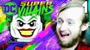 ЛЕГО DC СУПЕРЗЛОДЕИ ► ДЖОКЕР И ХАРЛИ КВИНН! ► LEGO DC Super-villains Прохождение на русском 1