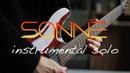 Rammstein - Sonne - (Instrumental) Guitar cover by Robert Uludag/Commander Fordo