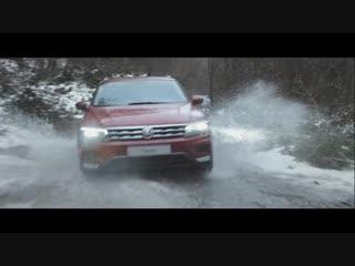 Внедорожники Volkswagen - 3 способа заявить о себе: Tiguan, Touareg, Teramont