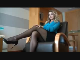 Nylon Leg World4 Free Legged