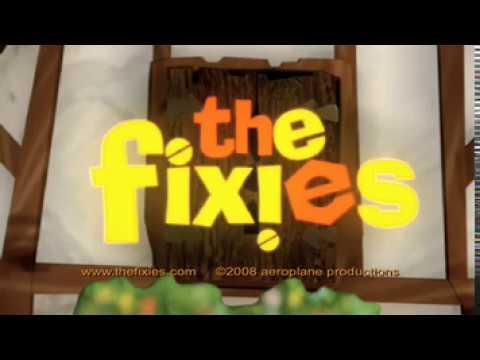 Фиксики трейлер образец 2008 года The Fixies Trailer 2008