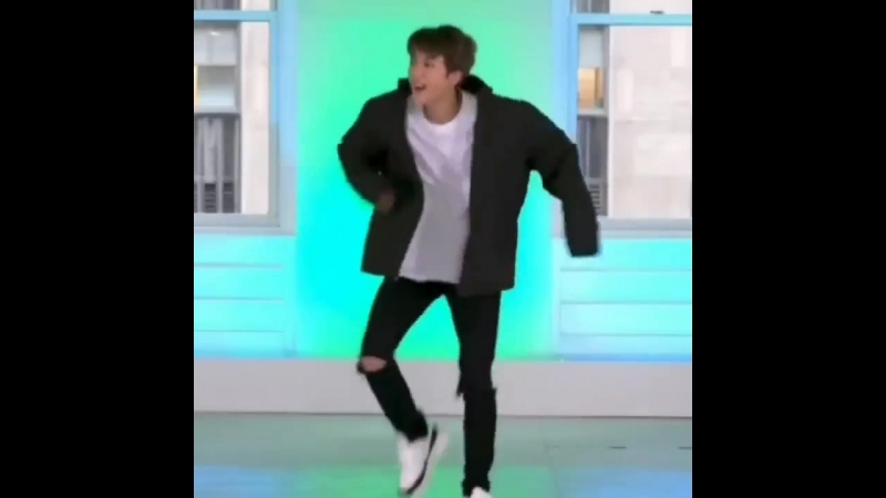 Being on Fallon doesn't change a single thing. He's still the same ol' Jin we know BTSonFa