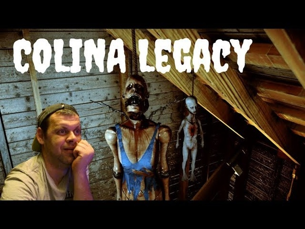 COLINA Legacy - Отличный Хоррор