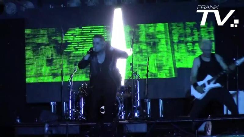 GRENDEL - Chemicals Circuitry - Live @ Orus Fest 2016, México D.F