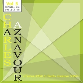 Charles Aznavour альбом Charles Aznavour, Vol. 5