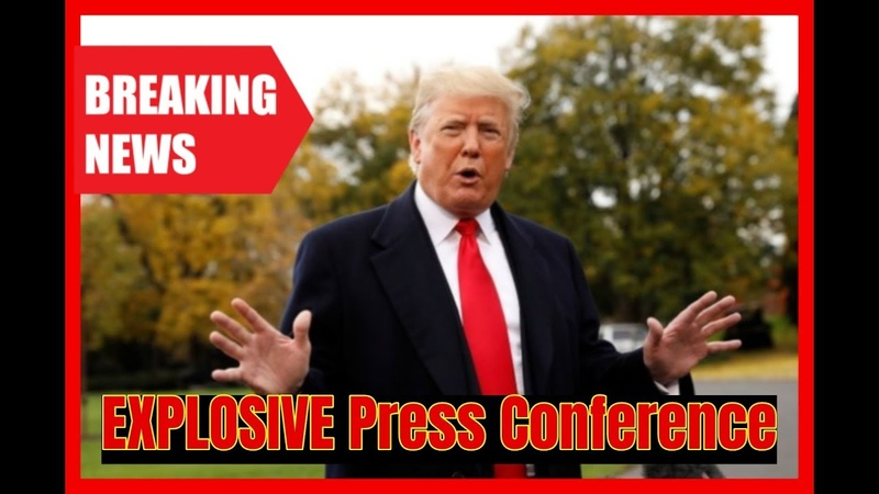BREAKING 🔴 President Trump EXPLOSIVE Press Conference at the White House