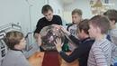 Научную эстафету для школьников провели в Кванториуме