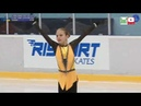 Alexandra TRUSOVA - SP, CoR 2018 st. 4