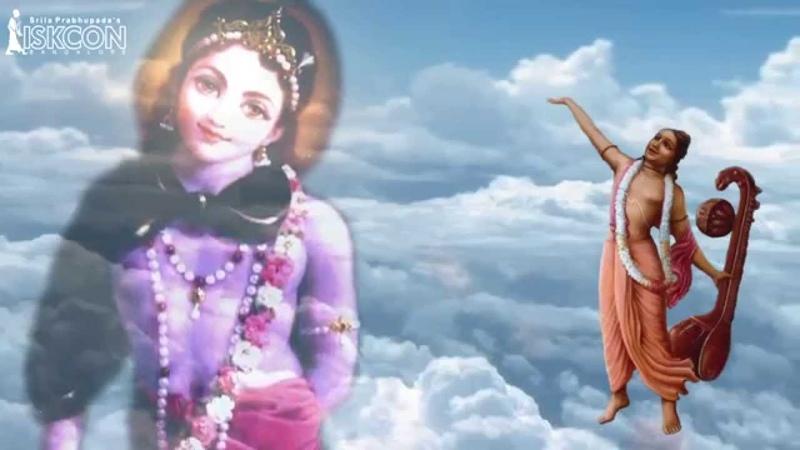 Narada Muni Bajay Vina Bhaktivinoda Thakura
