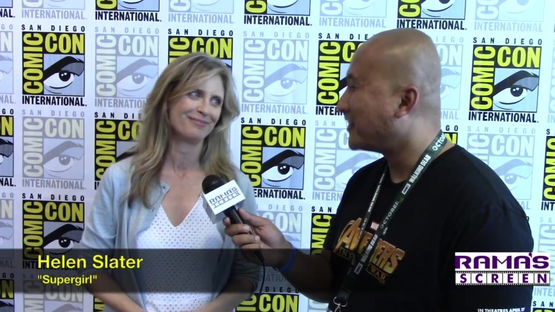 Helen Slater - My Interviews about 1984's SUPERGIRL Movies
