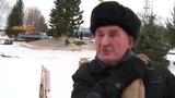 У жителя Бийска спросили - нравится ли ему ёлочка, которую власти города нарядили для горожан · #coub, #коуб