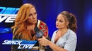 Becky Lynch will compete twice at WWE Money in the Bank SmackDown LIVE, April 23, 2019