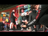 Воробьев Игорь присед 345 кг