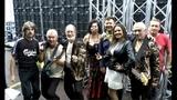 Поющие гитары концерт в День рождения Владимира Васильева на муз фестивале в Золотом городе