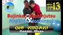 13 ONI KUDAKI - Kaeshi Waza (Bujinkan Goshinjutsu Hapkido Hoshinsul 2019)