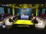 Xavier Mathieu remet en place Ruth Elkrief : «Vous êtes méprisable !» (BFMTV,05/12/18,23h15)