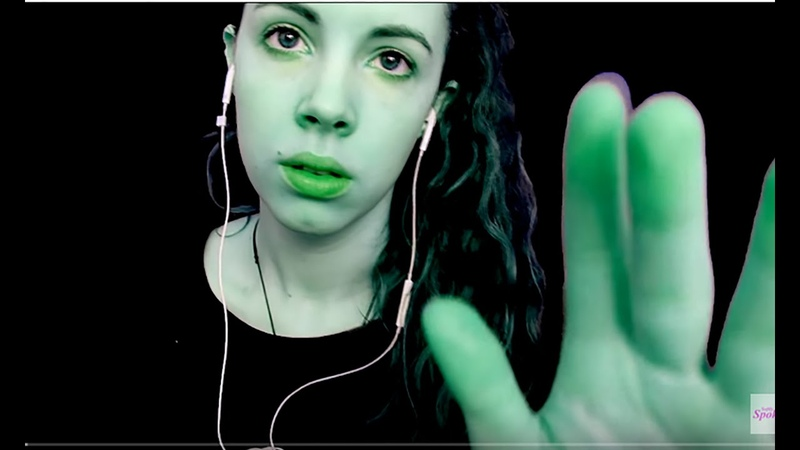 Alien Abduction - ASMR - Ear Exam, Head and Scalp Inspection, Upper Body Exam...