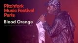 Blood Orange Pitchfork Music Festival Paris 2018 Full Set
