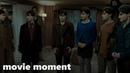 Гарри Поттер и Дары Смерти Часть 1 2010 - Семь Поттеров 2/10 movie moment