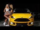 Ford Focus st 2016 vs Honda Civic type r (стерлись колодки, закончился бензин)