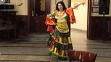 Цыганский танец. Шэл мэ вэрсты. Gipsy dance.