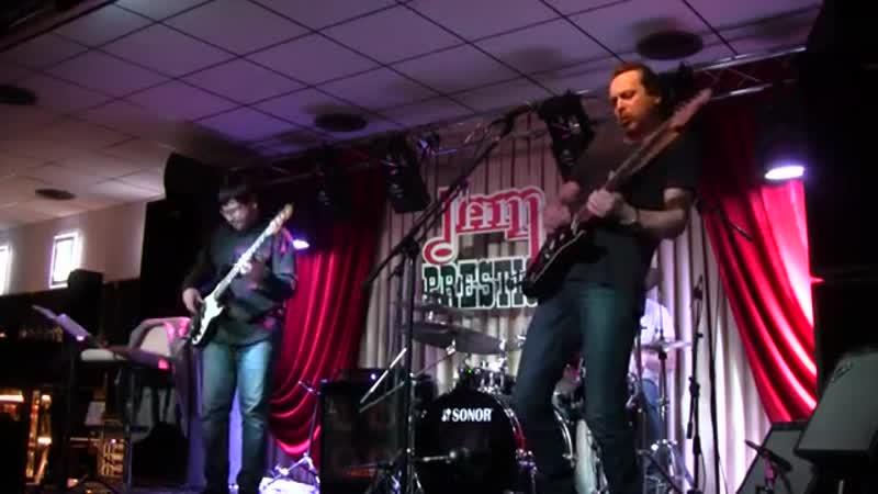 Pride and joy. Anatoly Morozov J.A.M. Blues Rock Band. 4. 12.2015