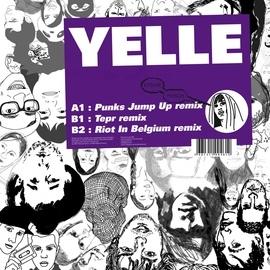 Yelle альбом Kitsuné: À cause des garçons