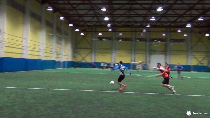 Видеообзор 9 10 2018 Метро Бухарестская Международная Любительский футбол в Питере