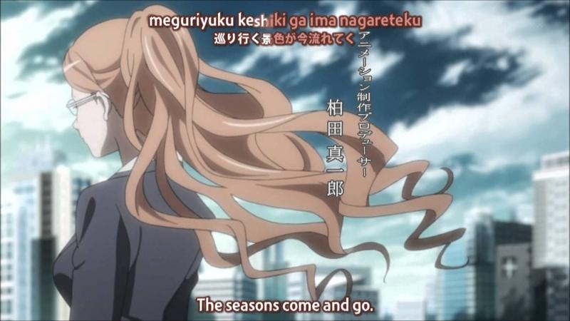 Toaru Kagaku no Railgun - Opening 2