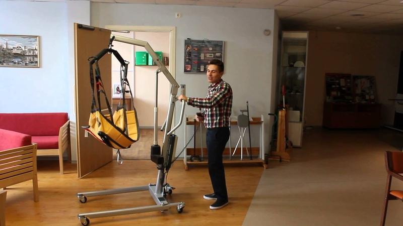 Краткий обзор мобильных подъемников для инвалидов и пожилых - Reamax ru