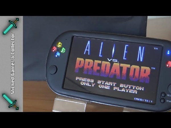 3=Next Generation 7inch X16 Handheld / ARCADE / Extended Testing Video Review