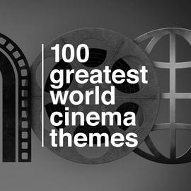 The City Of Prague Philharmonic Orchestra альбом 100 Greatest World Cinema Themes