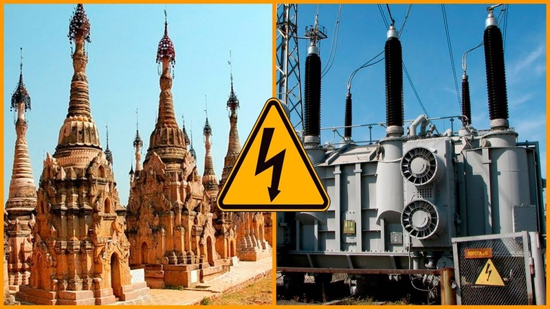 Атмосферное электричество в древних храмах Часть 4