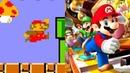 Evolution Of Super Mario Games 1985 2019