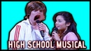 Breaking Those Notes Free High School Musical