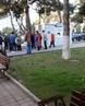 Очередная очередь в Анапе На этот раз в городскую поликлинику за талоном на прием к врачу