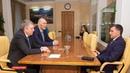 Александр Богомаз встретился с Главой Минприроды 19 03 19