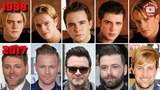 Westlife From 1998 to 2017 Westlife Then And Now