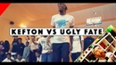 KEFTON VS UGLY FATE WITH COMMENTARY (DOPE BATTLE BTW)