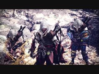 Monster Hunter World – Assassin's Creed Collaboration Trailer