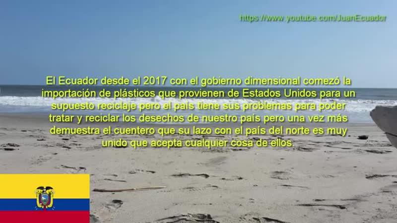ATENCION EL GOBIERNO DIMENSIONAL IMPORTA BASURA PLASTICA DESDE ESTADOS UNIDOS.mp4